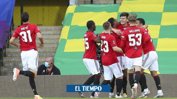 De forma agónica, Manchester United pasó a semifinales de la FA ...