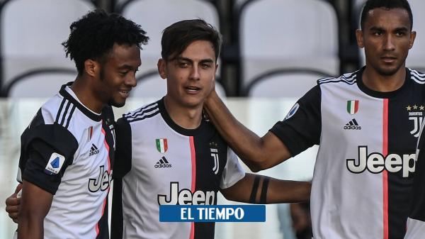 Con doblete de Ronaldo, Juventus vence a Lazio