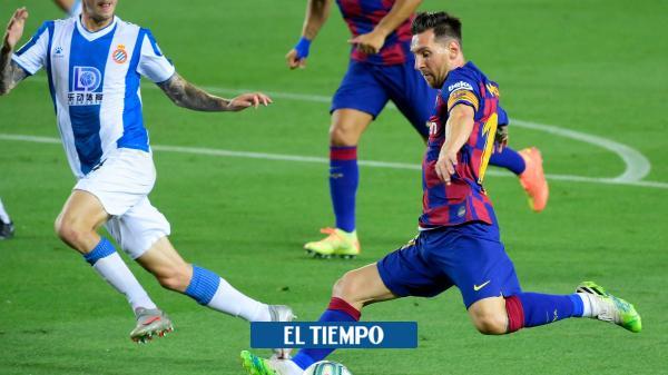 Siga el minuto a minuto de Barcelona vs. Español