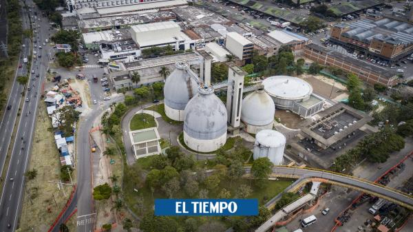 La meta a 2030 de sanear el 100% de las aguas del Río Medellín - El Tiempo