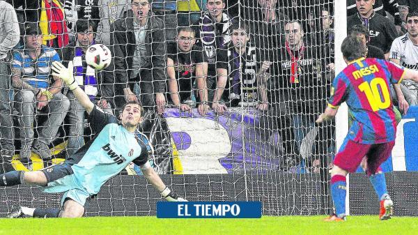 De grande a grande: Messi despide y elogia a Iker Casillas