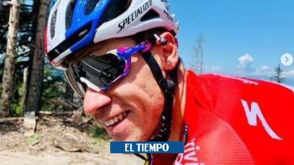 Él es Fabio Jakobsen, grave luego del accidente en la Vuelta a ...