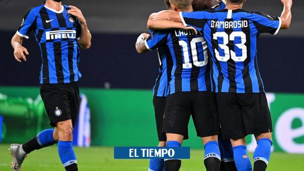 Inter, sin problemas, avanza en la Liga de Europa