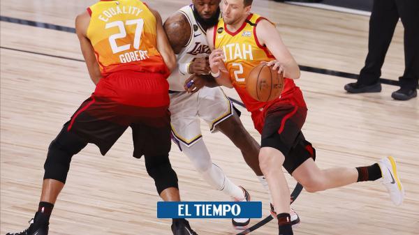 Paliza: Thunder humilla a los Lakers en la NBA