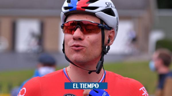Último parte médico de Jakobsen, accidentando en la Vuelta a ...