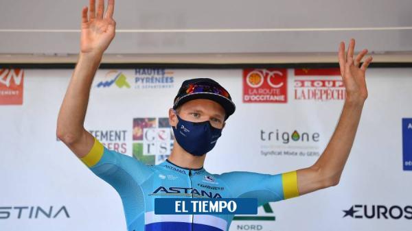 Vlasov ganó el Desafío al Mont Ventoux, Tejada, el mejor colombiano