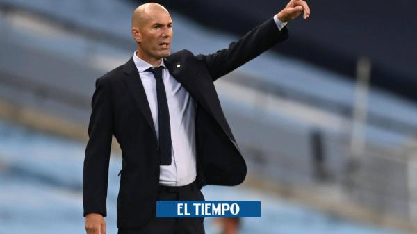 A Real Madrid no le alcanzó el esfuerzo: las manos vacías