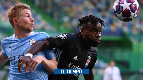 Reviva el triunfo del Lyon contra el City en la Liga de Campeones