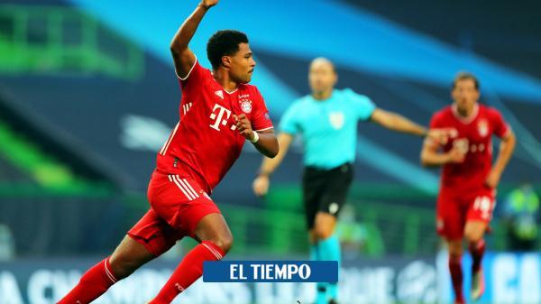 ¡Comenzó la batalla! Jugador del Bayern le lanzó un dardo al PSG