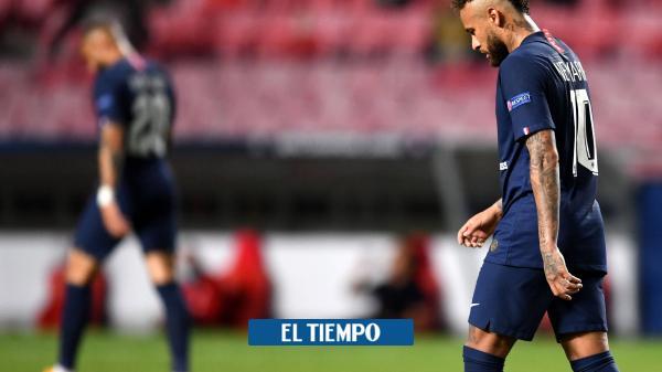 Lágrimas de Neymar, Maluma y los memes tras la final de la ...