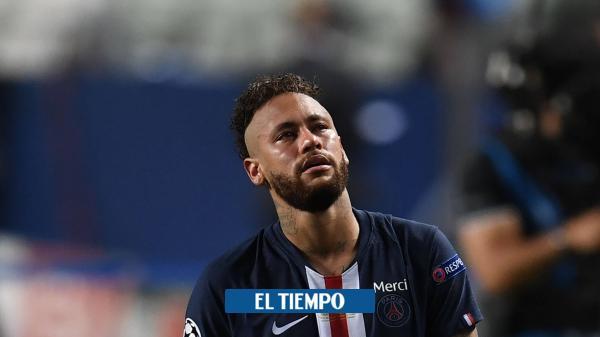 Neymar superó el coronavirus: ya entrena con el PSG