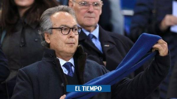 ¿Quién es el magnate dueño del Everton que contrató a James?