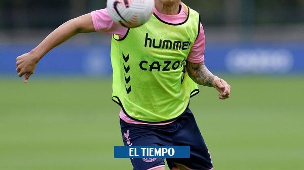 James está listo para debutar: Ancelotti lo tiene en el radar