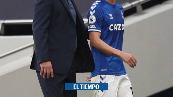 Carlo Ancelotti talks about James' game on his return to Everton – International Football – Sports