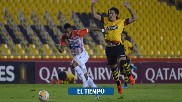 ¡Ojo! Fecha, horario y canal de los colombianos en la Libertadores
