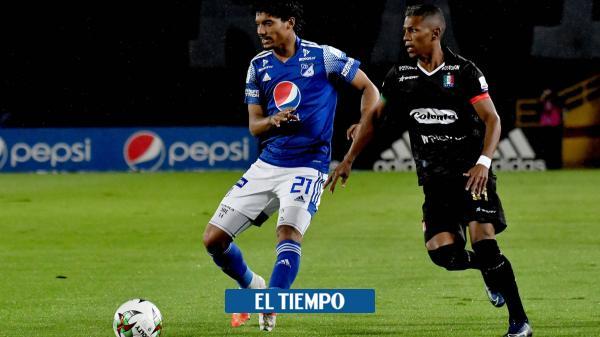 EN VIVO: siga acá el partido entre Millonarios y Once Caldas