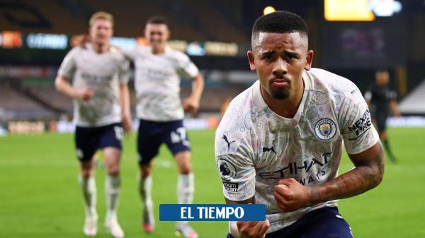 Manchester City arranca con pie derecho en la Liga Premier