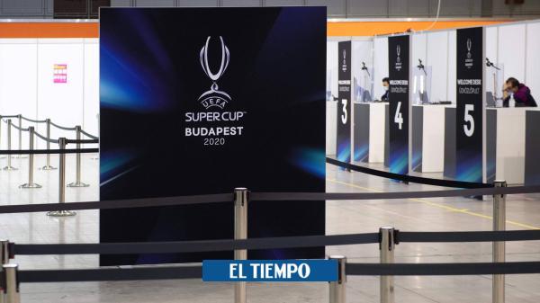 Sevilla, sin complejos contra el potente Bayern, por la Supercopa