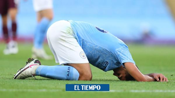 Desastre del Manchester City: Leicester lo goleó en la Liga Premier