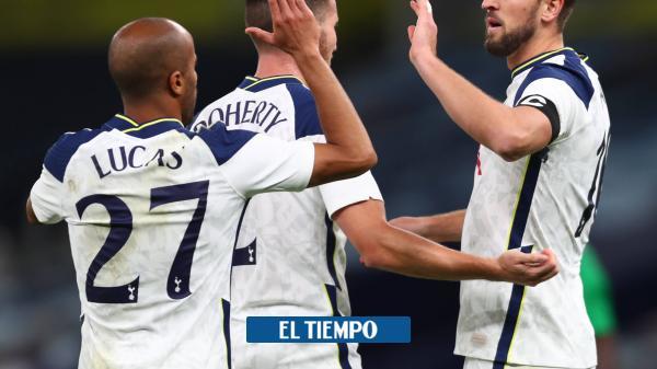 EN VIVO: siga el minuto a minuto del Liverpool vs. Tottenham