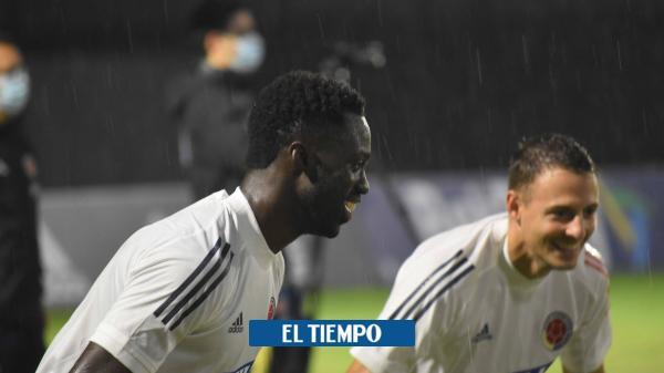 La similitud entre Queiroz y Mourinho, según Dávinson Sánchez