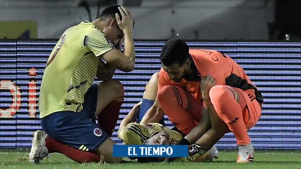 Este es el parte médico oficial de la lesión de Santiago Arias