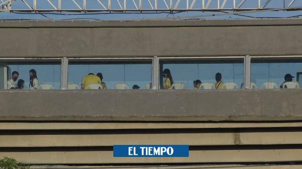 Federación de Fútbol sí camufló hinchas en el estadio de Barranquilla