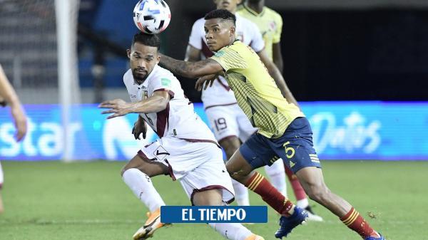 EN VIVO: siga el minuto a minuto Chile vs. Colombia