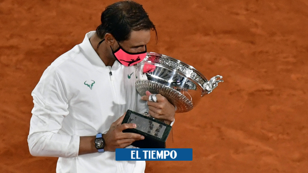 Rafael XIII: ¡Nadal campeón, por decimotercera vez, de Roland ...