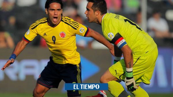Contra Chile en Santiago, uno de los duelos más parejos de ...