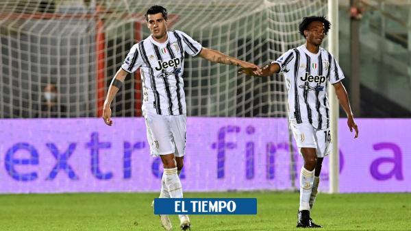 EN VIVO: minuto a minuto fecha 1 de la Champions; Cuadrado, titular
