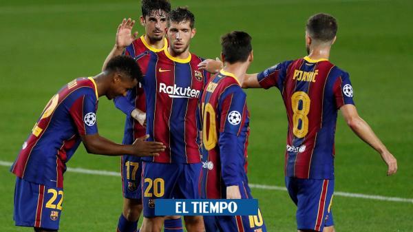 En vivo Barcelona vs. Real Sociedad: primer tridente postMessi