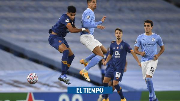 ¡Qué maravilla! El golazo de Luis Díaz al City de Guardiola
