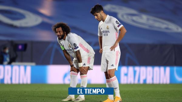 Real Madrid, en tormenta y con la sombra de James