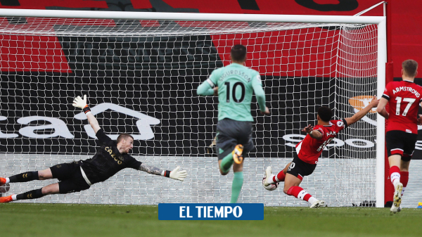 EN VIVO: siga el minuto a minuto de Southampton vs. Everton