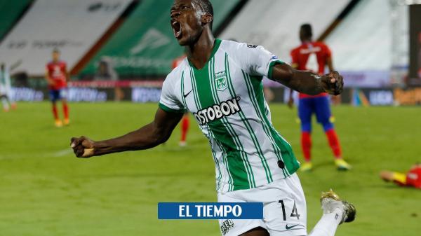 EN VIVO: siga el partido entre Nacional y Pereira en la Liga
