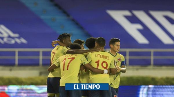 Prográmese: este es el horario del partido Colombia vs. Uruguay
