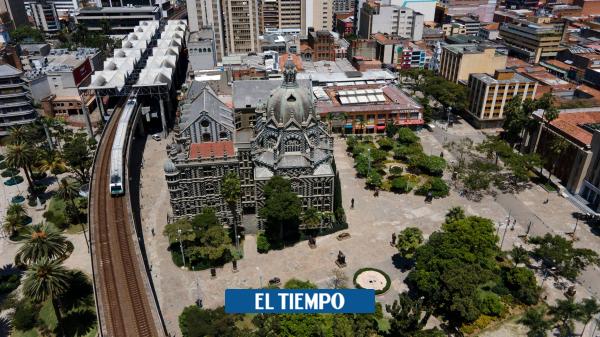 Toque de queda será continuo en Medellín y el valle de Aburrá