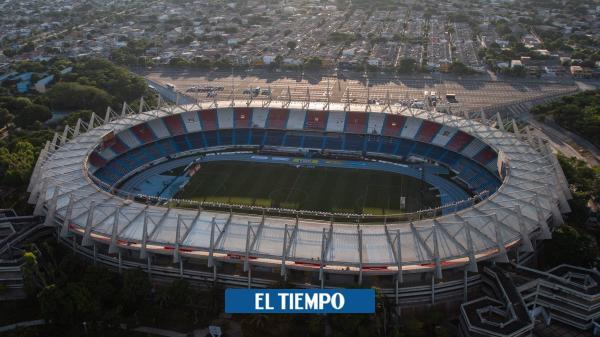 Barranquilla no ha recibido confirmación para el partido de Colombia