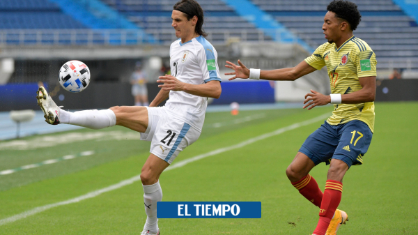 EN VIVO: siga el minuto a minuto del Colombia vs. Uruguay