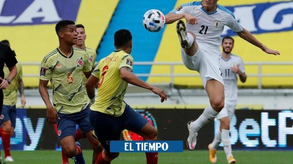 Uruguay vs. Colombia, en vivo: siga en directo la Copa América