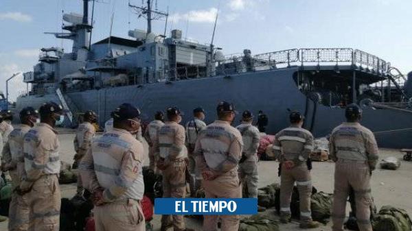 Sepa dónde llevar sus ayudas para los damnificados de San Andrés