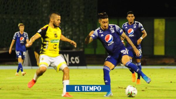 Otro fracaso de Millonarios: eliminado de la Copa Colombia