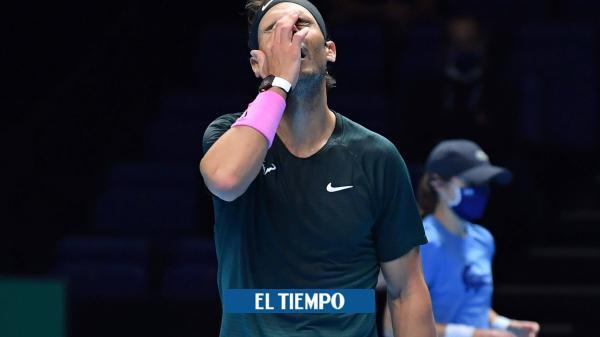 A Rafael Nadal le volvió a ser esquivo el Torneo de Maestros