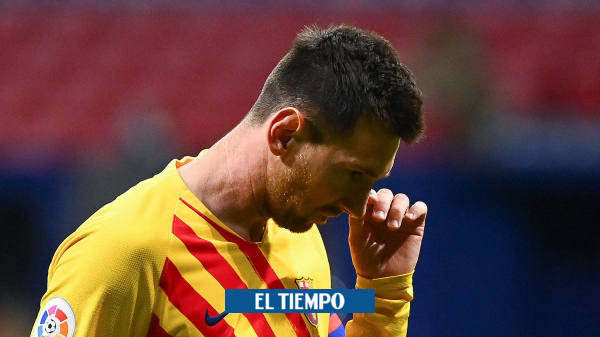 Sorpresa: Messi no fue convocado para un partido de la Champions