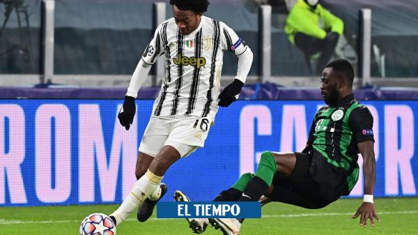 Cuadrado, brillante en el triunfo y la clasificación de Juventus