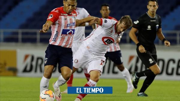 Video: vea los goles del partido Junior vs. Unión La Calera