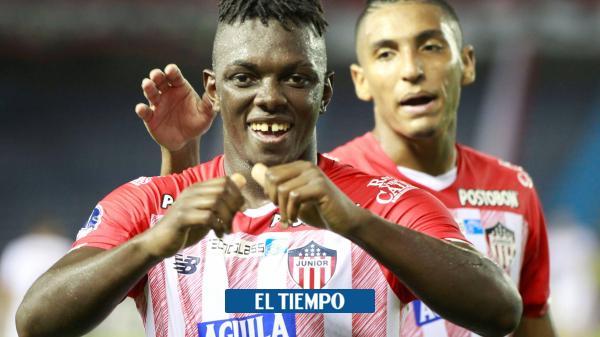 ¡Muy sufrido! Junior, con paso firme en la Copa Suramericana