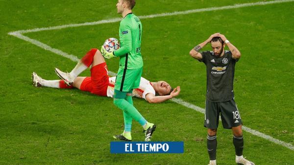 Otro fracaso del Manchester United en Europa: afuera de la ...