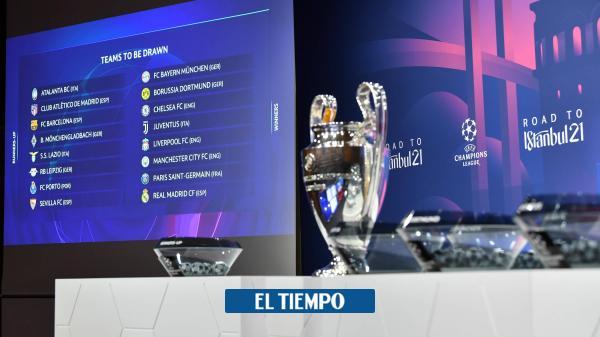 Atalanta jugará contra Real Madrid, en octavos de la Champions